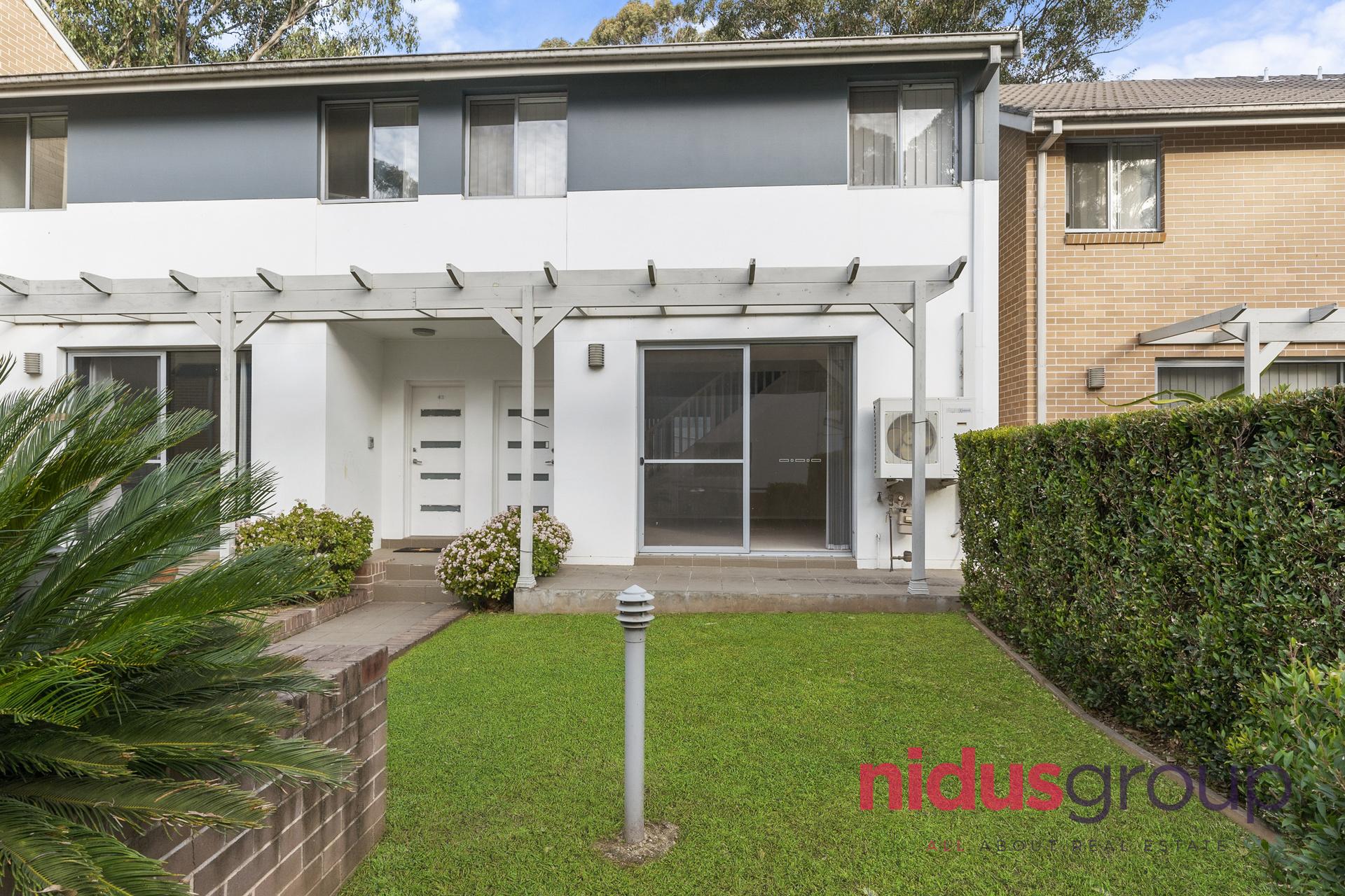 42/100 Kenyons Road, Merrylands West  NSW  2160
