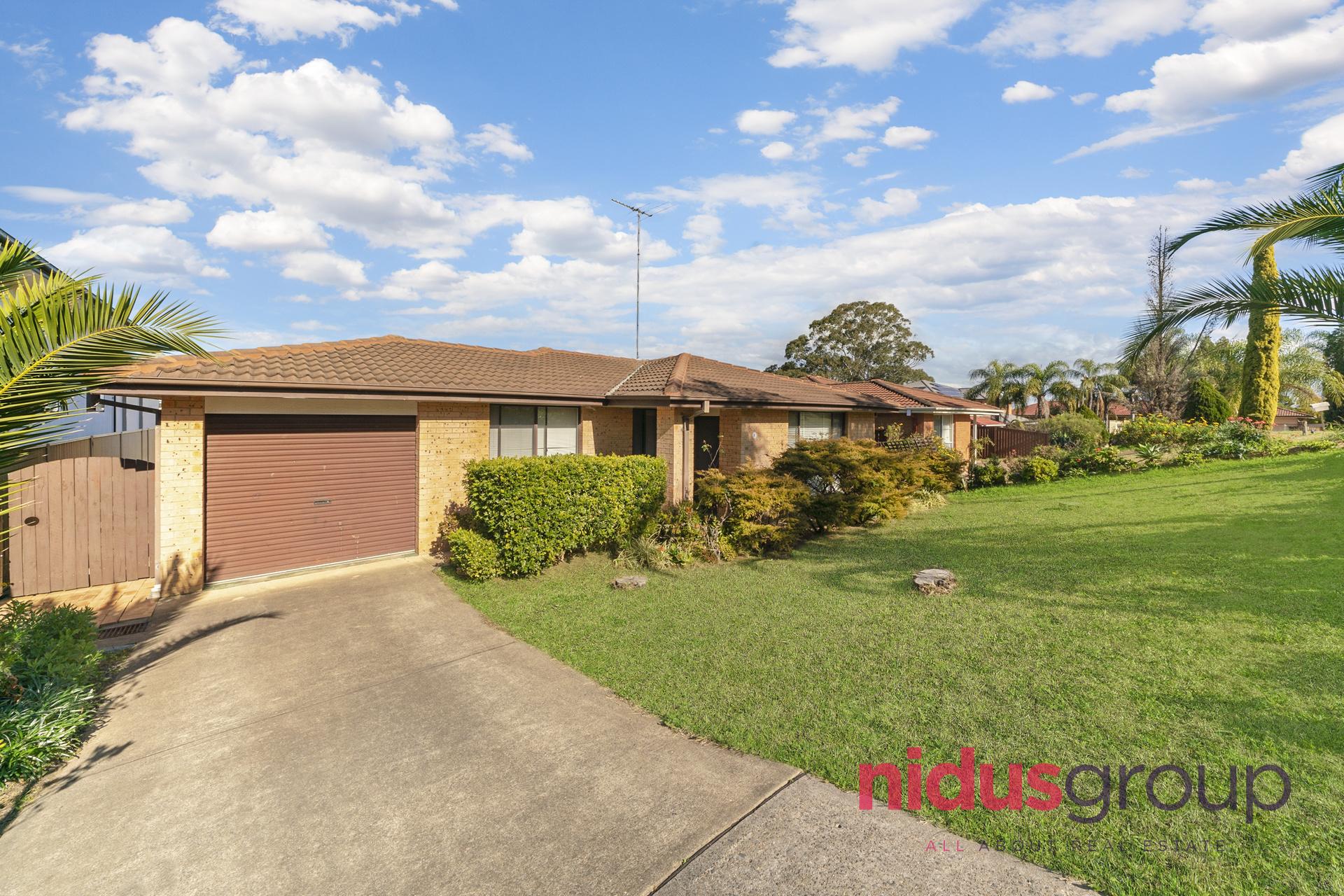 5 Bradfield Place, Doonside  NSW  2767