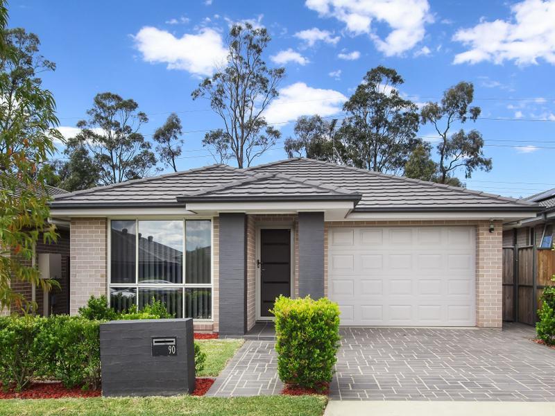 90 Trevor Housley Avenue, BUNGARRIBEE  NSW  2767